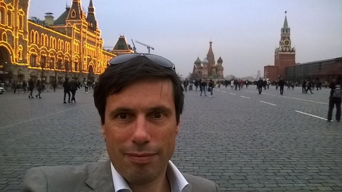 Frederik Van Lierde - Business - Moscow